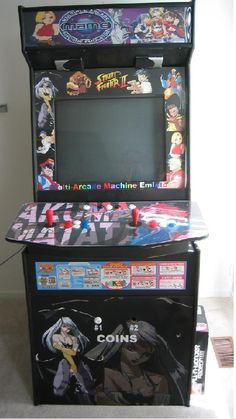 Mame cabinet.
