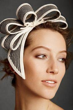 neo-nautical headband by BHLDN Fascinator Headband, Fascinators, Headpieces, Millinery Hats, Fancy Hats, Love Hat, Hats For Women, Ladies Hats, Headgear
