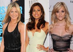 THE 5 WORKOUTS CELEBRITIES SWEAR BY  Star trainers give the exact moves they use to whip Jennifer Aniston, Eva Mendes, and Reese Witherspoon into shape