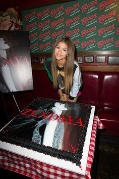 Hope that album is big as that cake u ain't share. lol