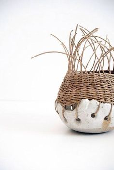 ceramics and reed