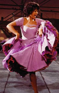 Rita Moreno, West Side Story.