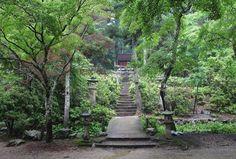 大元神社、宮島 Omoto Shrine, Miyajima