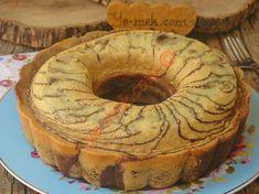 İrmikli Kek Tarifi, Nasıl Yapılır? (Resimli) | Yemek Tarifleri Cafe Pasta, Best Cake Recipes, Mini Cheesecakes, Apple Pie, Tart, Deserts, Muffin, Food And Drink, Breakfast