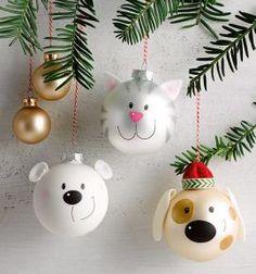 Kugelkerlchen: Weihnachtskugeln selbst gestalten | TOPP Bastelbuch versandfrei