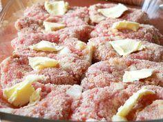 Kotlety mielone zapiekane w piekarniku