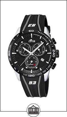 Lotus - Reloj de pulsera de  ✿ Relojes para hombre - (Gama media/alta) ✿