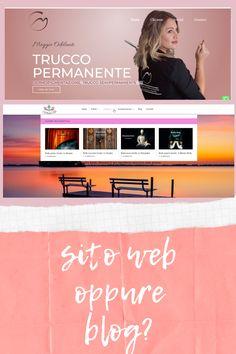 Avere un sito web per un'azienda è importante perchè è il suo biglietto da visita. Layout, Website, Blog, Movie Posters, Ideas, Page Layout, Film Poster, Blogging, Thoughts
