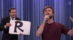 "<b>Watch him flawlessly rap ""Alphabet Aerobics"" on <i>The Tonight Show</i>.</b> A-mazing."