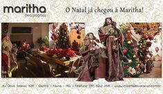 Anúncio de natal Maritha Decorações