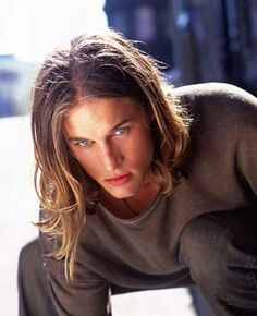 """long hair - Travis Fimmel *** Three Rivers Deep (book series) """"A two-souled girl begins a journey of self-discovery..."""""""
