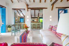 Inside Cuixmala, the Remote Mexican Resort That Celebs Love
