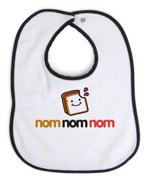 Obviously my little nugget needs this bib with how much I have eaten while pregnant! Having A Baby, Baby Bibs, Baby Gear, Cute Babies, Cute Kids, Baby Items, Geek Baby, New Baby Products, Kids Shirts