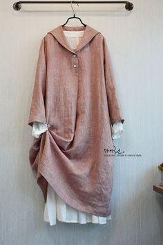 세일러칼라 루즈원피스 : 글렌체크 레드... 내추럴과 레드 ... - #글렌체크 #내추럴과 #레드 #루즈원피스 #세일러칼라 Abaya Fashion, Modest Fashion, Love Fashion, Fashion Dresses, Womens Fashion, Fashion Design, Moslem Fashion, Modele Hijab, Clothes Pictures