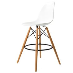 Dominidesign kruk. Eames inspired stool mat. Design Krukken.