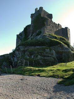 Castle Tioram - Eilean Shona, Scotland