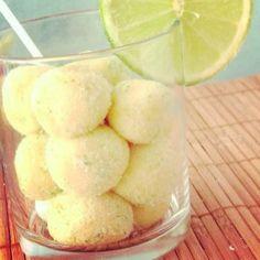 Veja Como Fazer Um Delicioso Brigadeiro De Caipirinha #brigadeiro #caipirinha