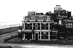 Oude foto's van Zandvoort Amsterdam, Train, Warm, Strollers
