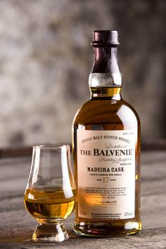 The Balvenie, still have yet to try this one!