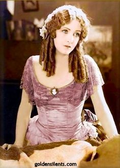 Claire Windsor (The Patrician Beauty), silent movie actress 1892-1972