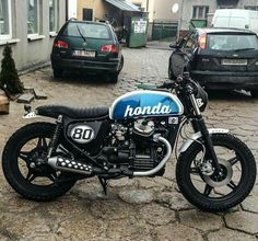 Honda Custom cafe racer
