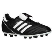 adidas Kaiser 5 Liga Leather FG - Men's - Black / White