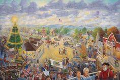 Memories Worth Repeating by Jack E. Dawson - Silver Dollar City 50th Anniversary (Branson, MO)