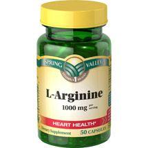 Spring Valley L-Arginine - Dr Oz - curvy women to help with stomach fat also apparently good for energy and libido Dr Oz, Arginine Benefits, Health Tips, Health And Wellness, Health Benefits, Health Care, L Arginine, Vitamins For Women, Diet Food List
