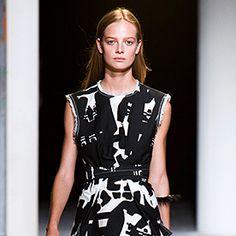 Spring/Summer 2015 - Runway Looks We Love: London, Milan, and Paris Fashion Weeks - InStyle.com