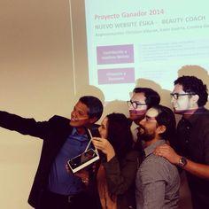 Proyecto Ganador 2014 - Nuevo Website Esika Beauty Coach. Belcorp 2015 Paolo Pinedo [ Jefe Marketing Digital ] / Christian Villaran / Cristina Galvez / Irene Guerra