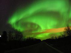 Northern Lights, Tromso by GuideGunnar - Arctic Norway, via Flickr