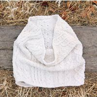 ~Ruffles And Stuff~: Ladies' cowl from sweater Tutorial