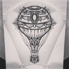 Invictus Compass Tattoo idea I came up with Tattoo Sketches, Tattoo Drawings, Body Art Tattoos, New Tattoos, Cool Tattoos, Tatoos, Dream Tattoos, Future Tattoos, Air Balloon Tattoo