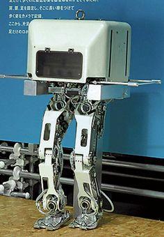 walking robot #circuits #robots