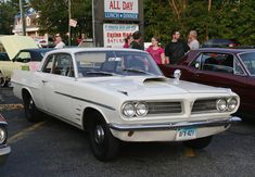 """1963 Pontiac Tempest... not to be confused with the Buick Skylark, also came in a mint green. Yes, that is a """"My Cousin Vinny"""" reference! Pontiac Lemans, Pontiac Cars, General Motors, Detroit, Pontiac Tempest, Grand Chef, Best Muscle Cars, Vintage Cars, Antique Cars"""