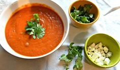 Black Bean Soup:Spicy and warm, this vegan soup is packed with protein and will keep you full and satisfied for hours. Veggie Recipes, Soup Recipes, Vegetarian Recipes, Healthy Recipes, Veggie Food, Healthy Dinners, Healthy Food, Cooking Recipes, Yummy Food