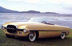 1954 Dodge Firearrow concept