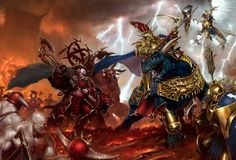 Warhammer - Age of Sigmar Official Art