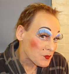 Dames are often given a beauty spot, or maybe a heart shape on their cheek Mens Face Paint, Up Costumes, Costume Ideas, Theatrical Makeup, Theatre Makeup, Pantomime, Special Effects Makeup, Ice Princess, Makeup Designs