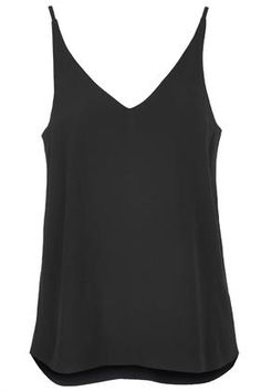 TALL Plunge V-Neck Cami - Tall - Clothing - Topshop USA