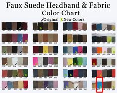 """Faux Suede Crafting Fabric - Turquoise  #417- 1/2 Yard 62""""+ Pre-Packaged 1/2 yard for $3.50  This is a casual but elegant turquoise faux suede fabric that coordinates with our faux suede headbands. Craft and create embellishments like flowers or appliques from this 1/2 yard of 62""""+ width pre-packaged fabric."""