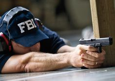 It's not good enough to just own a firearm, you have to practice! An Inside Look at FBI Handgun Training. You go girl! Fbi Training, Training Tips, Criminal Justice, Criminal Minds, Detective, Police Test, Police Officer Requirements, Licence To Kill, Federal Bureau