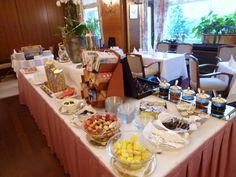 """Prima colazione """"Grand Hotel Cravat"""", Luxembourg Central, Luxembourg, Novembre"""