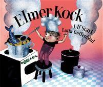 Ny liten bilderbokskaraktär!Till Elmers restaurang kommer gäster från alla håll. Maten räcker till präster, poliser, turister och cyklister och även till dom magra och frusna. När Elmer äntligen får gå hem efter dagens slut ringer självaste kungen: Elmer måste genast rycka ut!