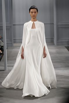 Monique Lhuillier | Spring 2014 Bridal | Tatiana