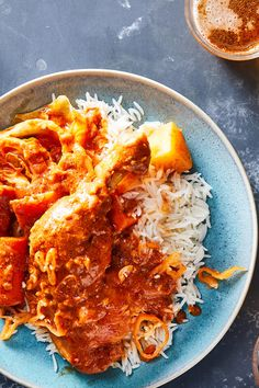 NYT Cooking: This West African favorite, adapted from Rama Dione and Papa Diagne, balances the richness of peanut butter with tomato and aromatics, cooked down to a thick gravy. The addition of Southeast Asian fish sauce gives the dish depth and is somewhat traditional, given the Vietnamese influence, via the French, in Senegal. But absolutely traditional would be to eat this with guests,  directly from a l...