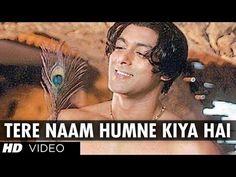 Lyrics of Tere Naam  from movie Tere Naam-2003 Lyricals, Sung by Alka Yagnik ,Hindi Lyrics,Indian Movie Lyrics, Hindi Song Lyrics