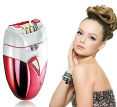 4 in 1 EpilX Gold Epilator Solution to a Permanent Problem -- Check out the image by visiting the link.