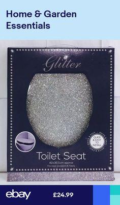11 Best Glitter Toilet Seat Images Glitter Toilet Seat