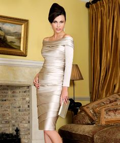 Tail Black Tie Vow Renewal Mother Of The Bride Fall Winter Wedding